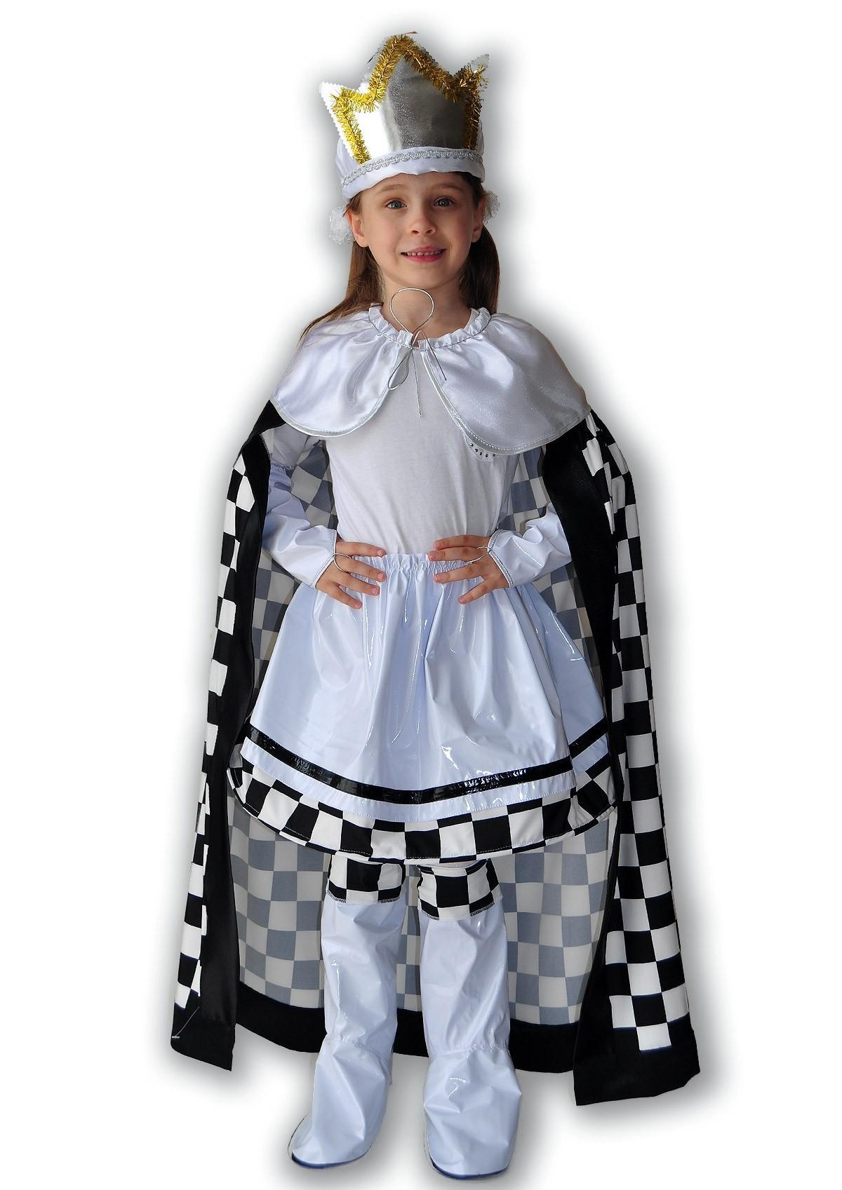 костюм королевы шахмат фото