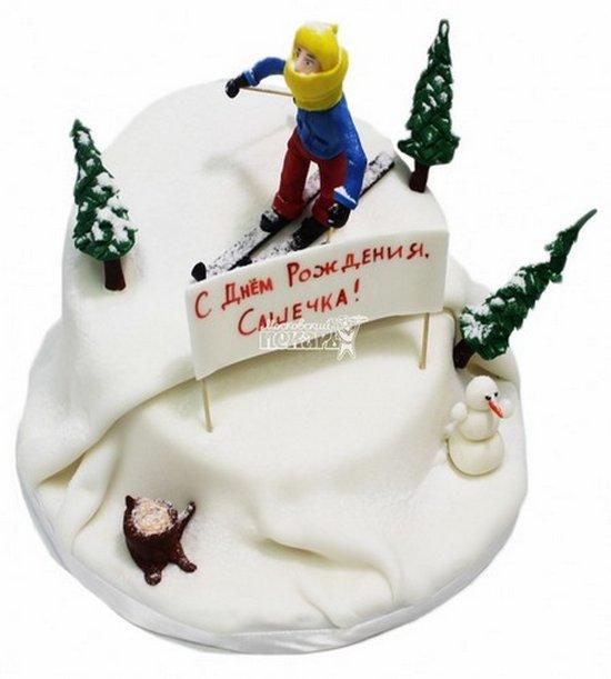меня пожелания лыжнику с днем рождения среди